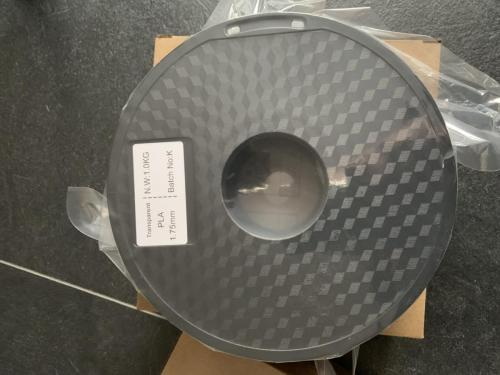 Geeetech Filament Transparent